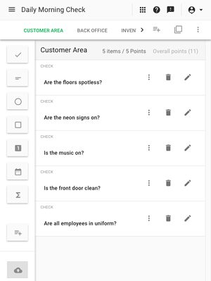 checklist-view