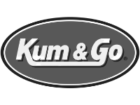 Kum & Go logo | Intouch Insight client