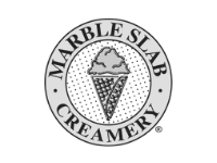 Marble Slab Creamery logo | Intouch Insight client