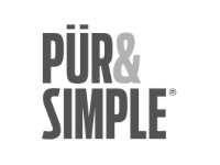 Pur & Simple logo | Intouch Insight client