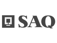 SAQ logo | Intouch Insight client
