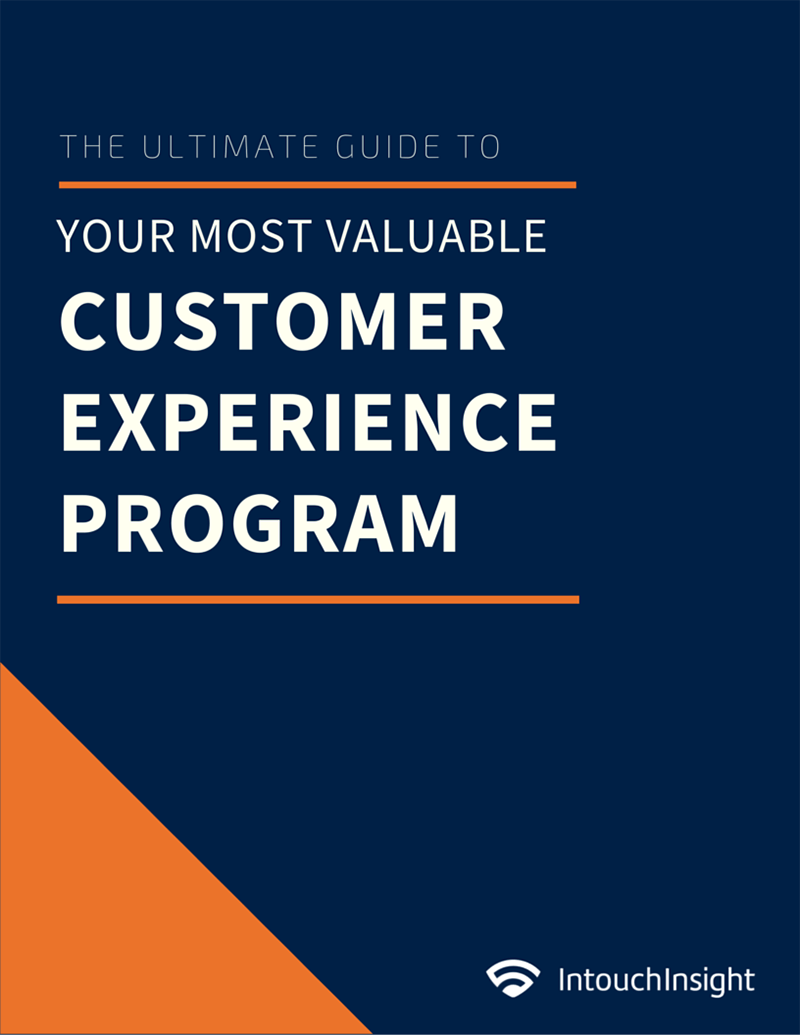 The Ultimate Guide to Your Most Valuable Customer Experience Program
