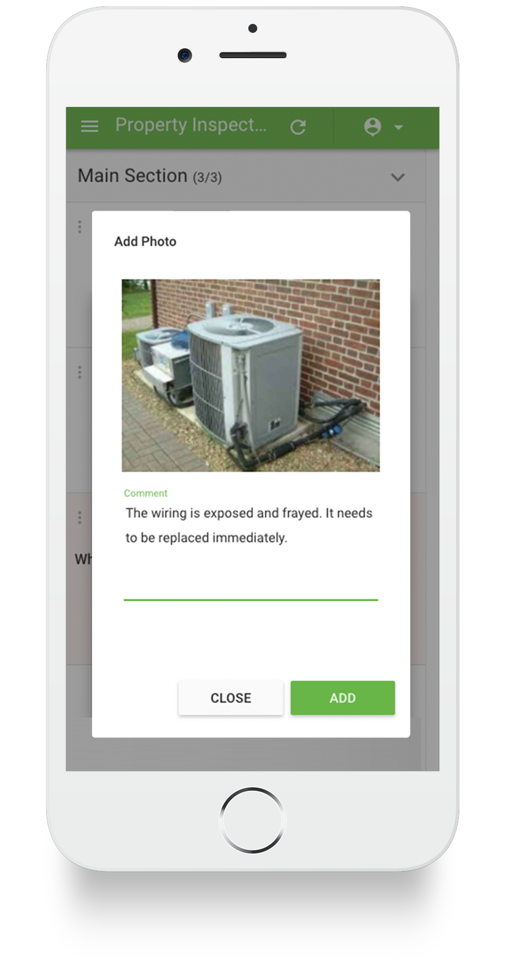 Collect richer data from your inspections