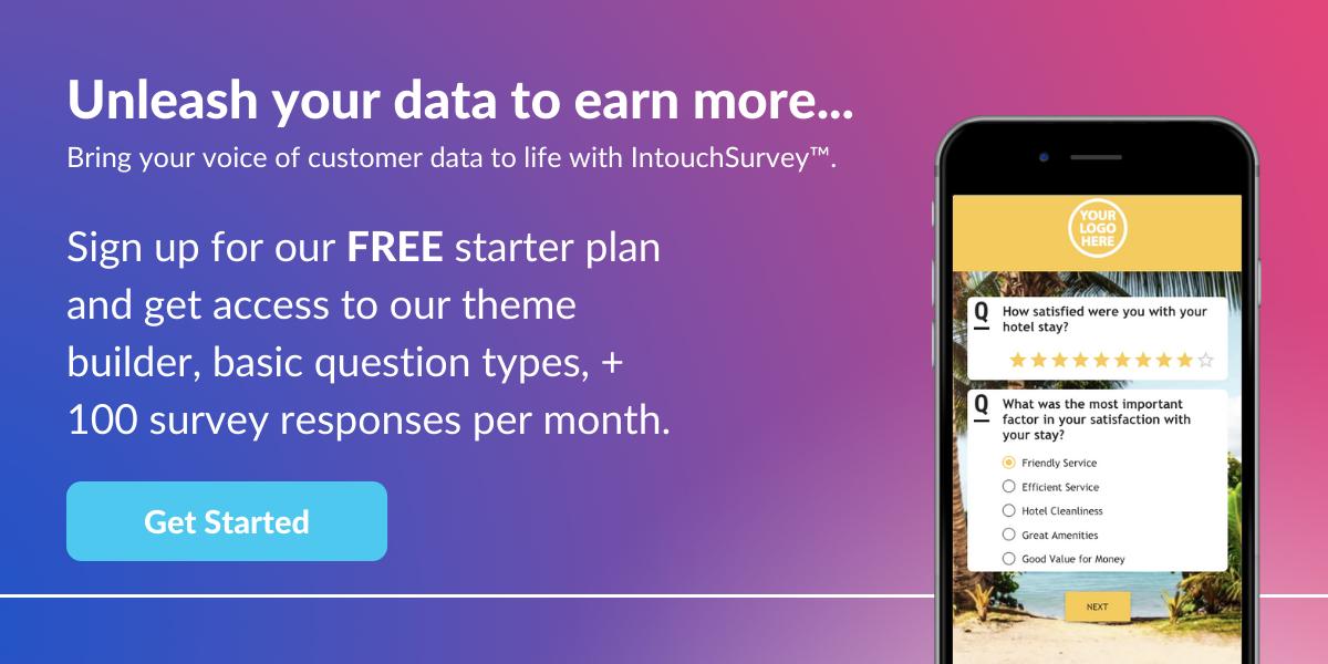 Survey Free Plan Offer - Pillar Page