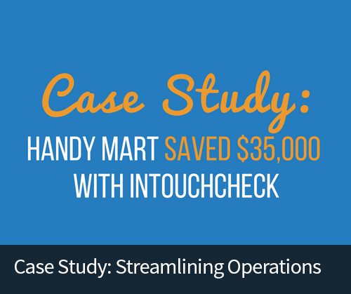 Case Study Handy Mart