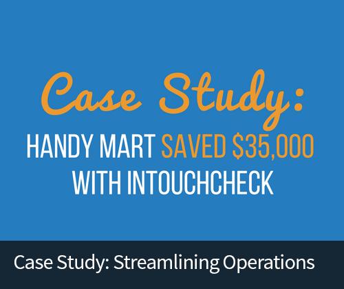 Handy Mart Case Study