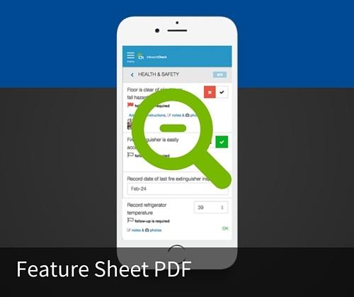Feature Sheet PDF
