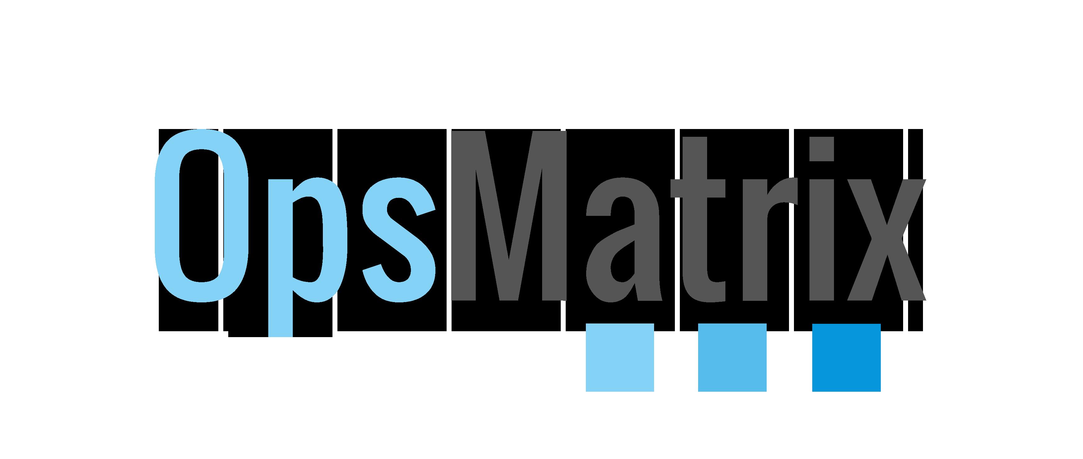 Ops Matrix