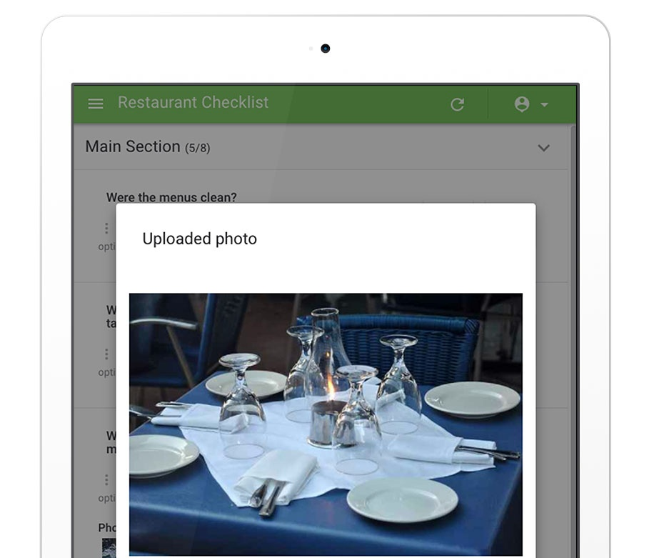 Manage your brand image across restaurants