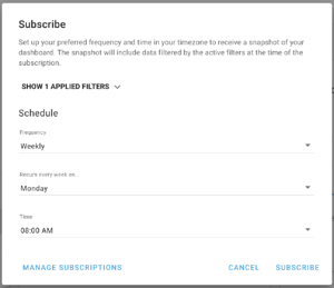 subscribe-dashboards