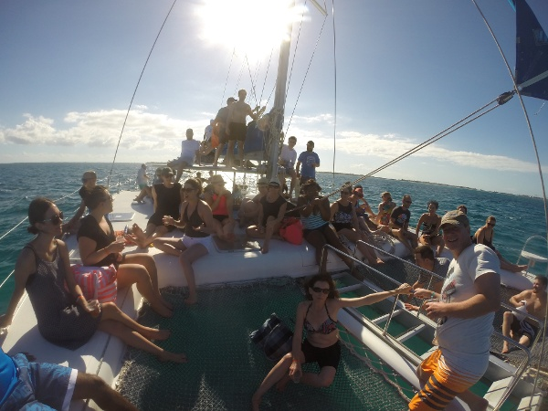 Intouch Insight Cuba Catamaran