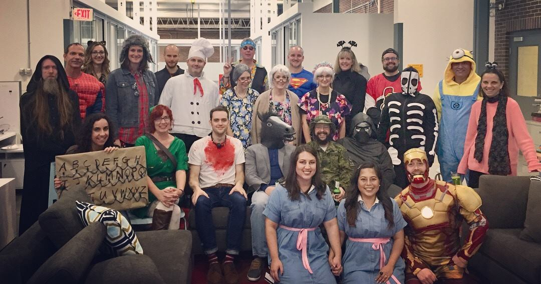Intouch Insight Happy Halloween!