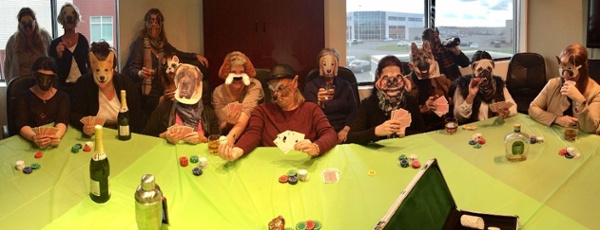 Intouch Insight Halloween Party