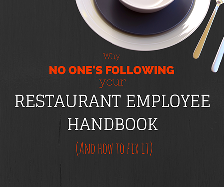 Why No Ones Following Your Restaurant Employee Handbook And How To - Restaurant employee handbook template